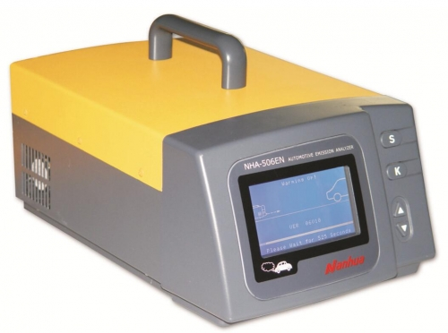 NHA-506EN  Automotive Emission Analyzer ( 5-Gas / Portable)