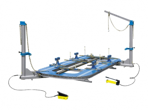 CX5-A Auto Body Collision Repair System Straightening Bench Frame Machine