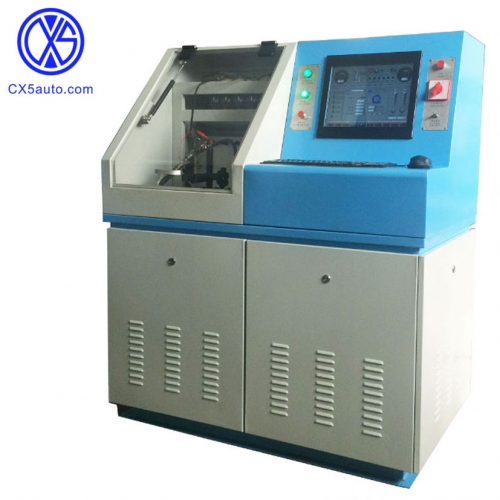 CX5-100 common rail injector test bench