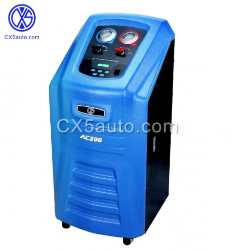 CX5-200 Semi automatic A/C machine