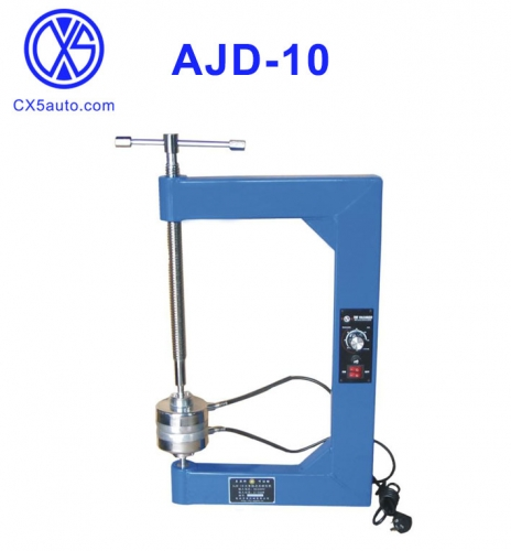 AJD-10 Cart tire type vulcanizing machine for tire sidewall repair
