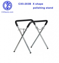 Door and Fender Paint & Repair X-Stand for Auto Body Shop