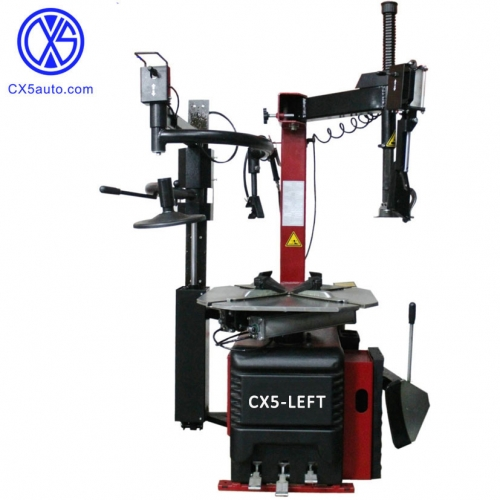 CX5-LEFT Tire Changer Wheel Changers Machine Rim Clamp 23""