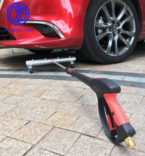 Car Chassis Cleaner Attachment for  Pressure Washers