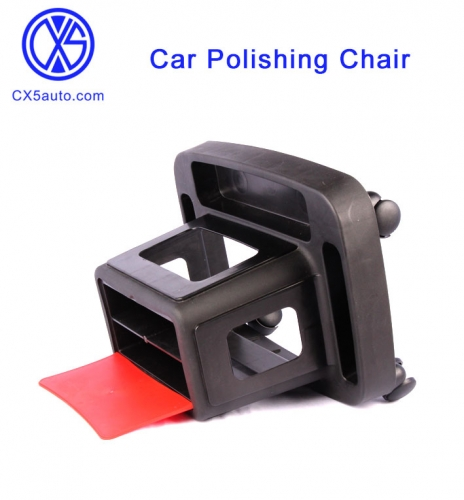 car polishing chair
