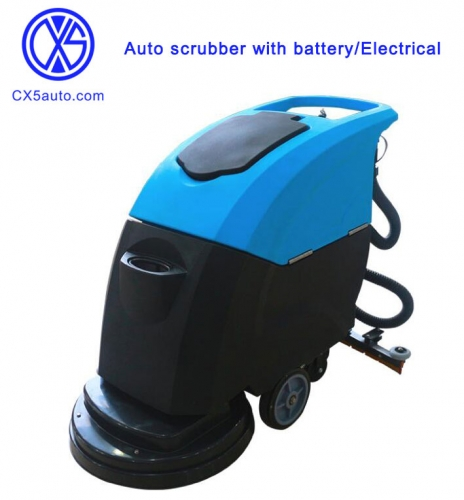 AS1050 Auto scrubber with battery/Electrical