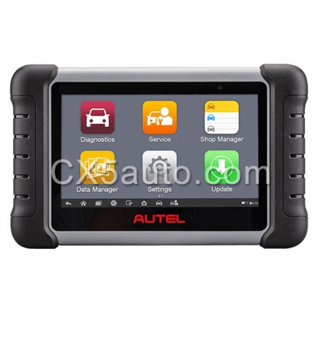 Autel MaxiCOM MK808 Automotive Scanner Supports IMMO/EPB/SAS/BMS/TPMS/DPF Service Diagnostic Tool Seven-inch Touchscreen Android Tablet With Update